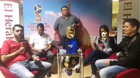 ZONA RUSA: Francia se convierte en la primer finalista de Rusia 2018