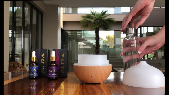 Preview image of Aura Purity Diffuser How To Use video
