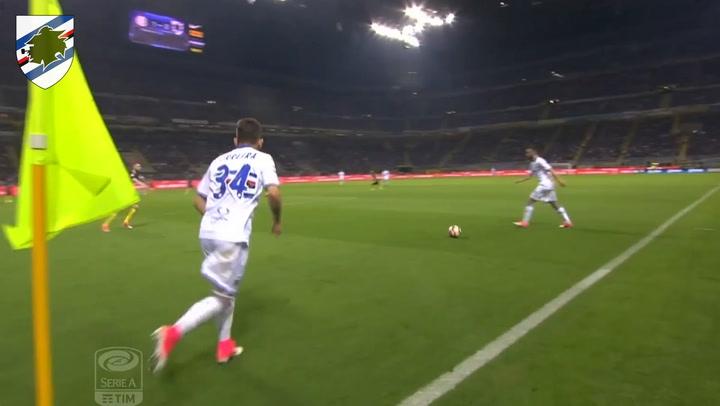 Throwback: Inter 1-2 Sampdoria 2016/17