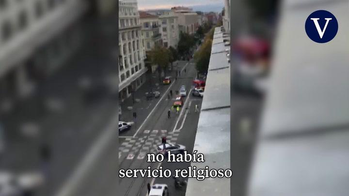 Un policía francés detalla el desarrollo del atentado terrorista de Niza