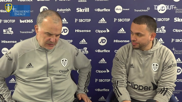Bielsa: 'Liverpool don't speculate, they always attack'