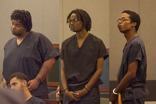 Murder case against three men to be presented to a grand jury