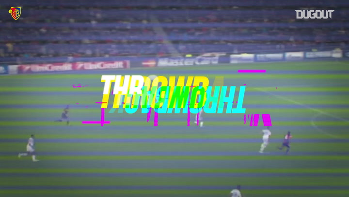 Throwback: Mohamed Salah's Breakthrough Goal for FC Basel