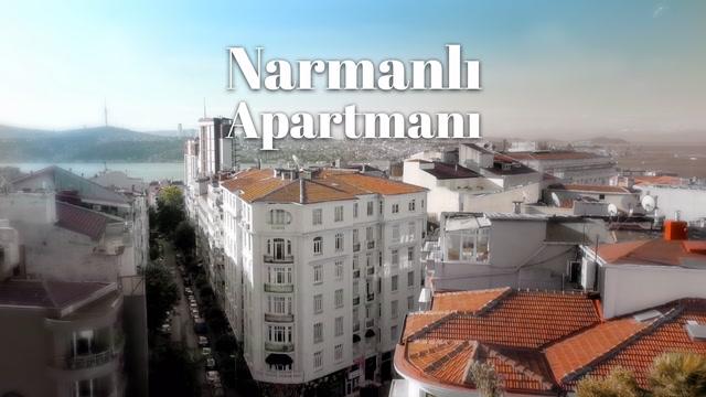Narmanlı Apartmanı - İnsanı sanatçı yapan apartman