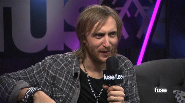 Fuse Presents: Jingle Ball: David Guetta's Last Minute Outfit for Jingle Ball - Fuse Presents Z100's Jingle Ball 2011