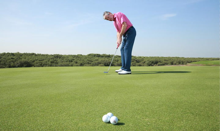 Pre Round Putting Drills Golf Instruction Advice And Tips
