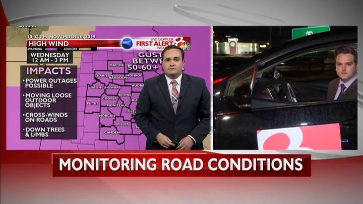 10 Windy Weather could affect your Thanksgiving travel
