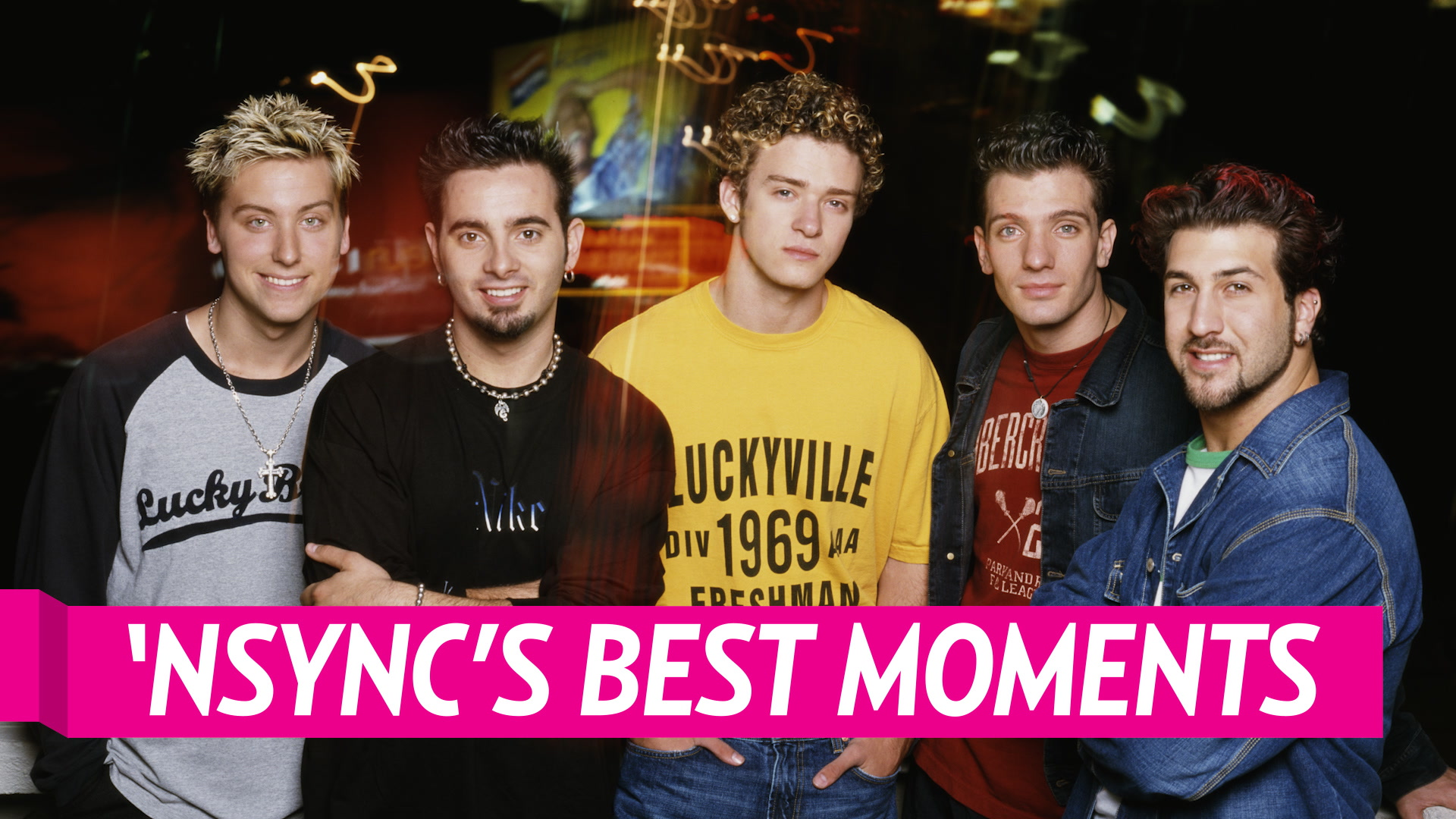 NSync\'s Most Memorable Moments: Watch!