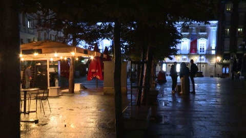 Entra en vigor el toque de queda nocturno en España por el coronavirus