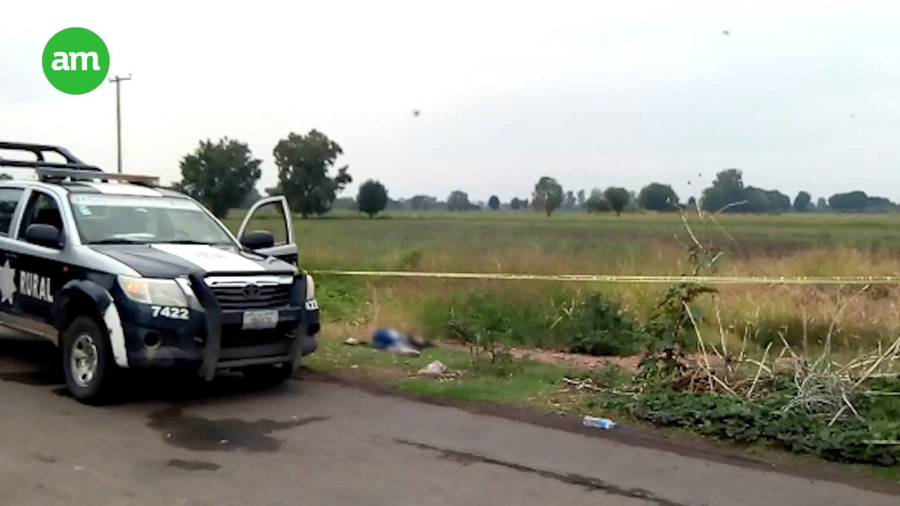 Video: Encuentran a mujer asesinada a golpes y con impactos de bala