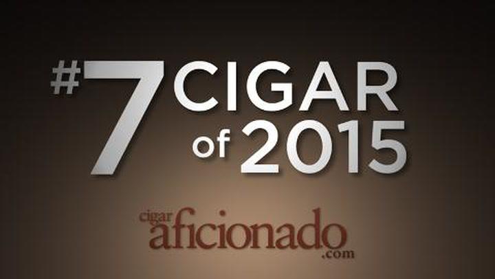 No. 7 Cigar of 2015
