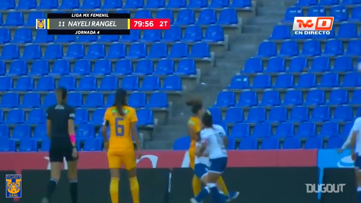 Nayeli Rangel's best five headed goals
