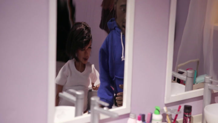 Teyana Taylor Revisits Daughter's Epic Birth