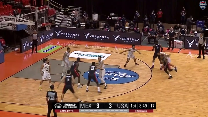 USA vs. Mexico Highlights (2/20/21)