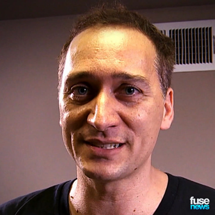 Paul Van Dyk's Concert From Front Stage to Back