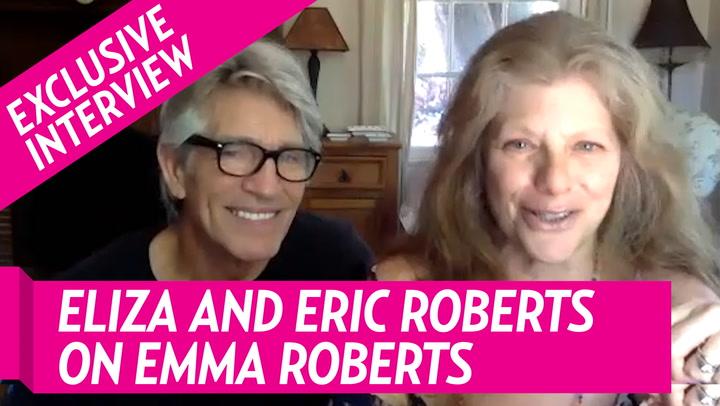 Eric Roberts Julia Roberts Emma Roberts Bond Is Really Cool