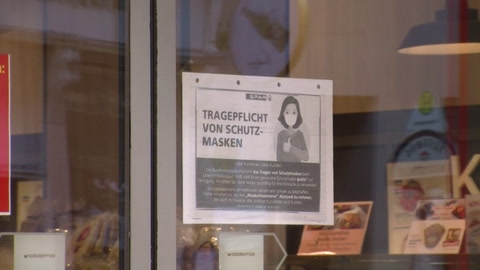 En Austria la mascarilla es obligatoria