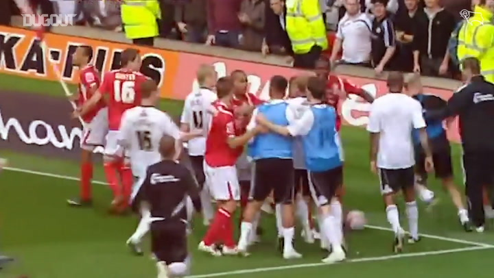 The familiar faces behind Derby County's rivalry with Nottingham Forest