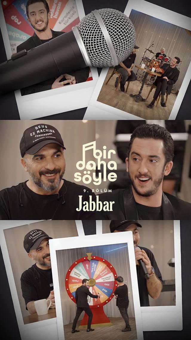 Bir Daha Söyle - Jabbar