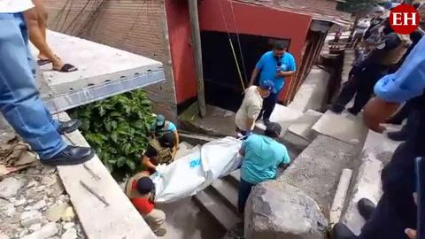 Familiares indignados por el deceso de un joven durante operativo en El Pedregal