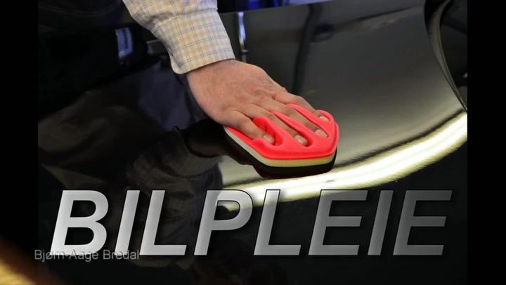 Bilpleie: Hvordan polere med poleringsmaskin