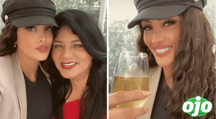 """Michelle Soifer muestra al """"amor de su vida"""" en el cumpleaños de su mamá   VIDEO"""