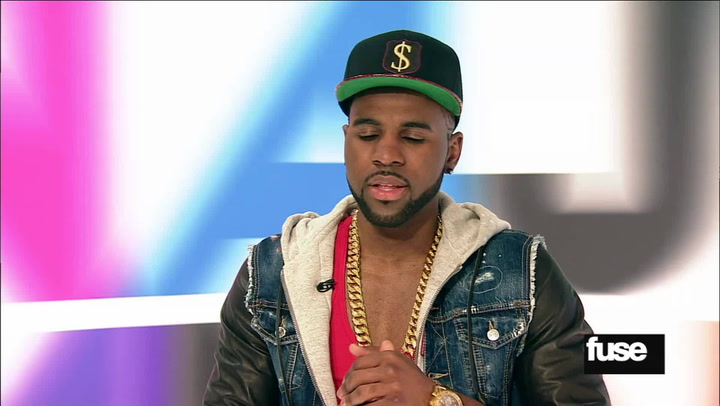 Interviews: Inside Track: Pillow Fights, Headstands & Back-Handed Slaps: Inside Jason Derulo's New Video
