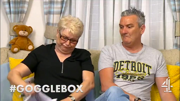 Gogglebox star Jenny\'s hilarious reaction to the Line of Duty finale is a must-see