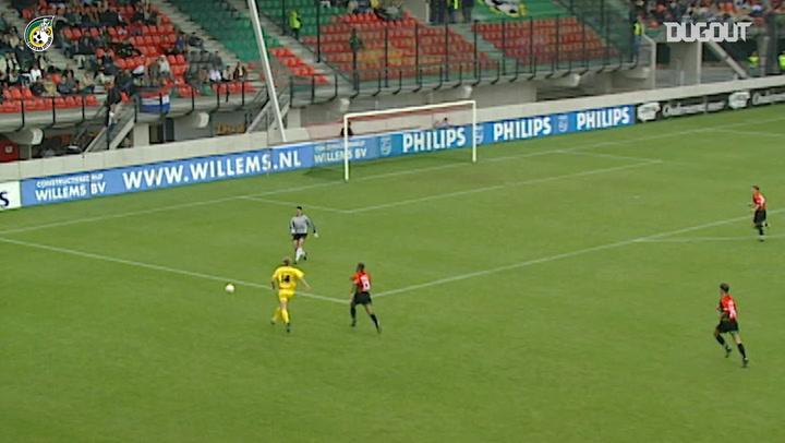 Fortuna Sittard's classic strikes against NEC