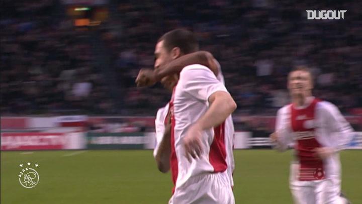 The best of Thomas Vermaelen at Ajax
