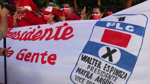 Un rival de Ortega para la presidencia de Nicaragua pide libertad de presos políticos