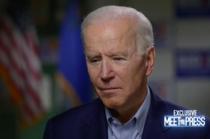 Biden: African American Votes Were 'Basically Taken for Granted' by Hillary Clinton