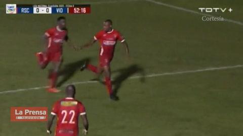 Real Sociedad 1-0 Vida (Liga Nacional de Honduras)