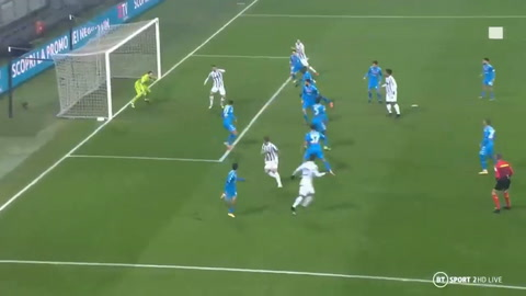 Juventus 2-0 Napoli (Supercopa de Italia)