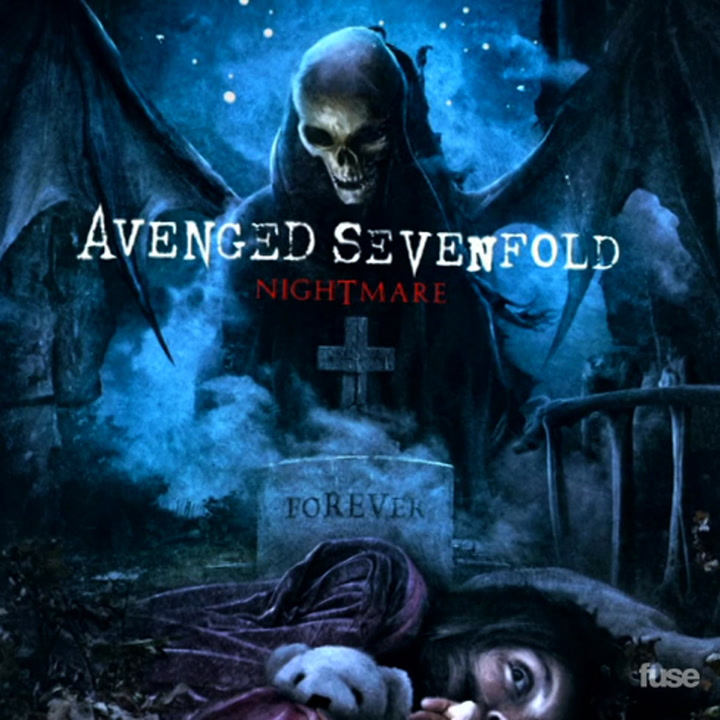 """Avenged Sevenfold Debut New Single """"Hail to the King"""""""