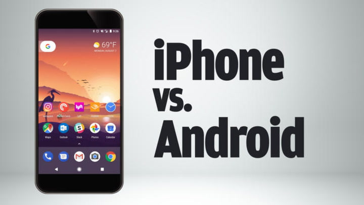iPhone vs  Android: 12 key ways they differ | IDG TV