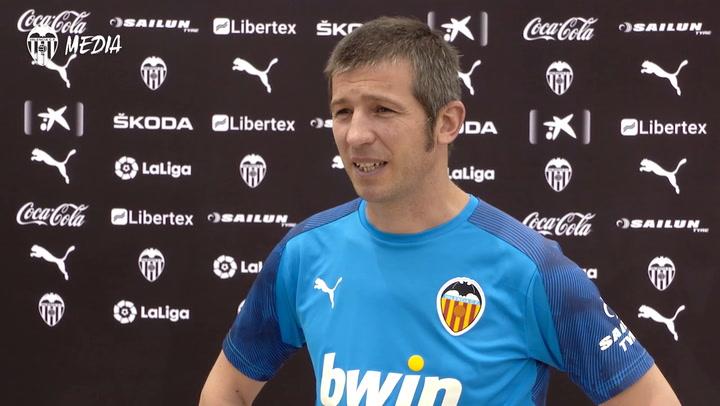 """Celades: """"El objetivo es prepararnos lo mejor posible para ese primer partido"""""""