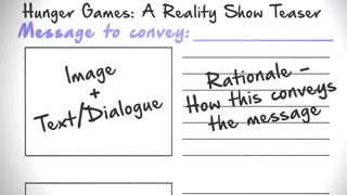 Analyzing Texts with Storyboards