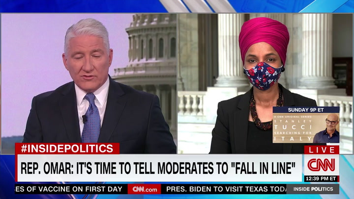 Ilhan Omar: Dems Are Going to Fight Like GOP for Hike in Minimum Wage