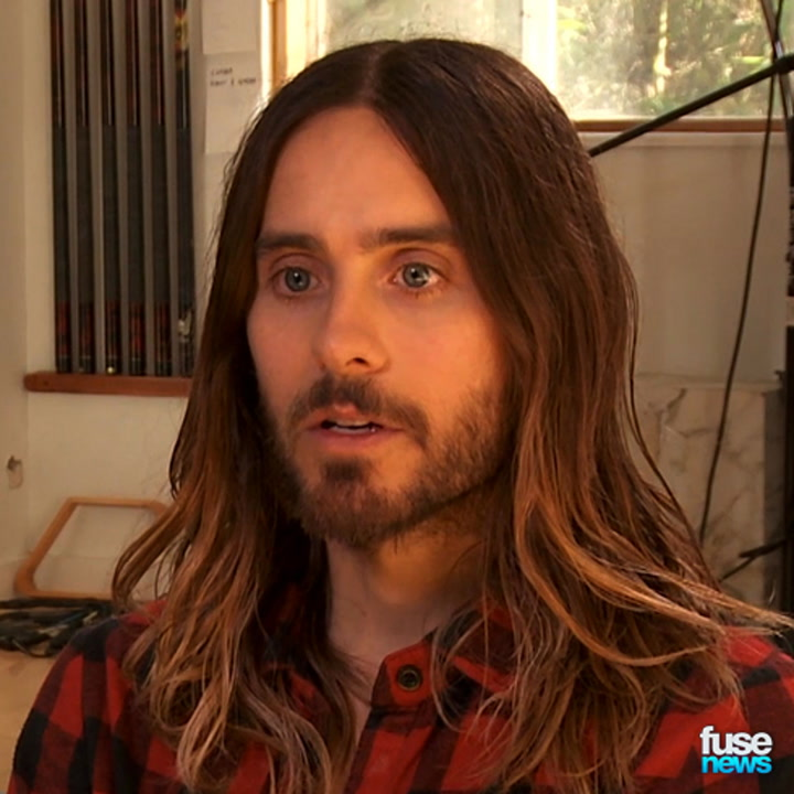 "Jared Leto: ""I Didn't Know If I'd Ever Make a Film Again"""