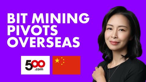 Bit Mining Pivots Overseas, Ethereum Creator Joins 'Stoned Cats' Cast