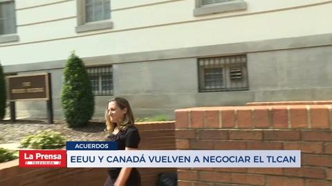EEUU y Canadá vuelven a negociar el TLCAN