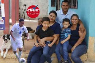 Edwin Rodríguez, el niño de Quimistán con una historia llena de sacrificios y dolor: Su anhelo es revelado por sus padres