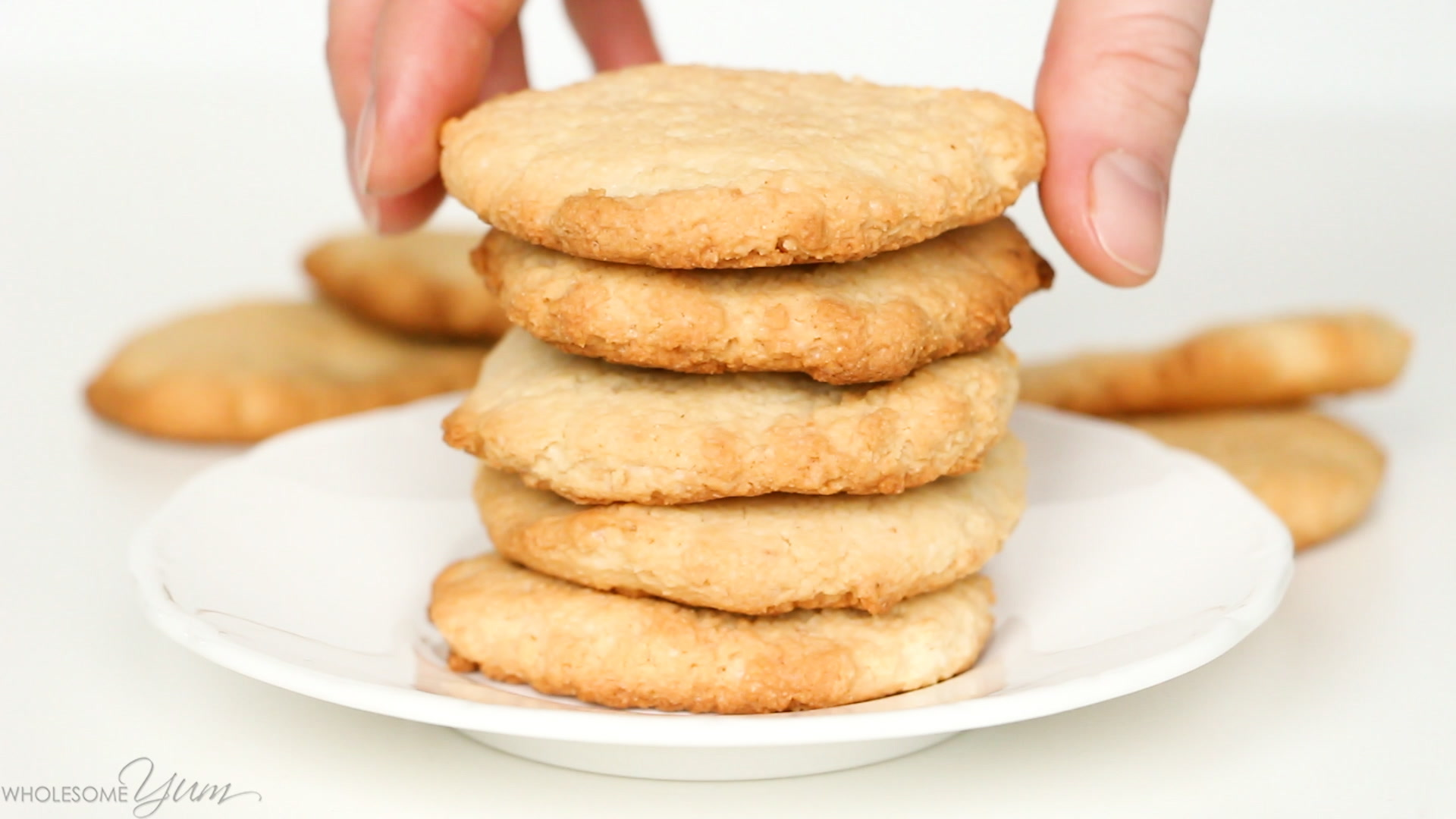 Low Carb Keto Cream Cheese Cookies Recipe Quick Easy