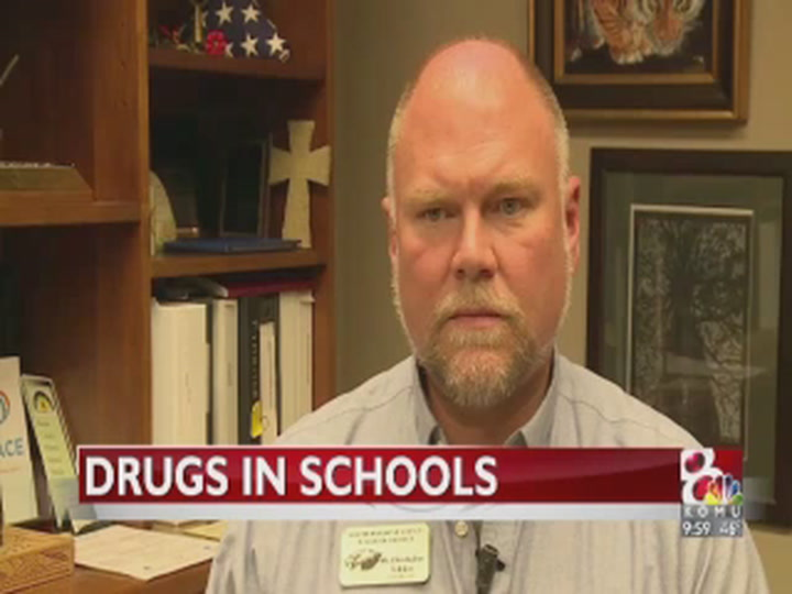 TARGET 8: High school drug investigation reflects greater drug abuse by teens