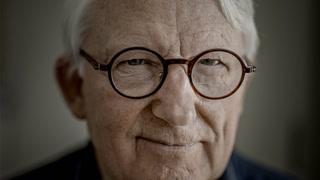 Finn Graff fyller 80: - Jeg er redd for å tråkke på tær