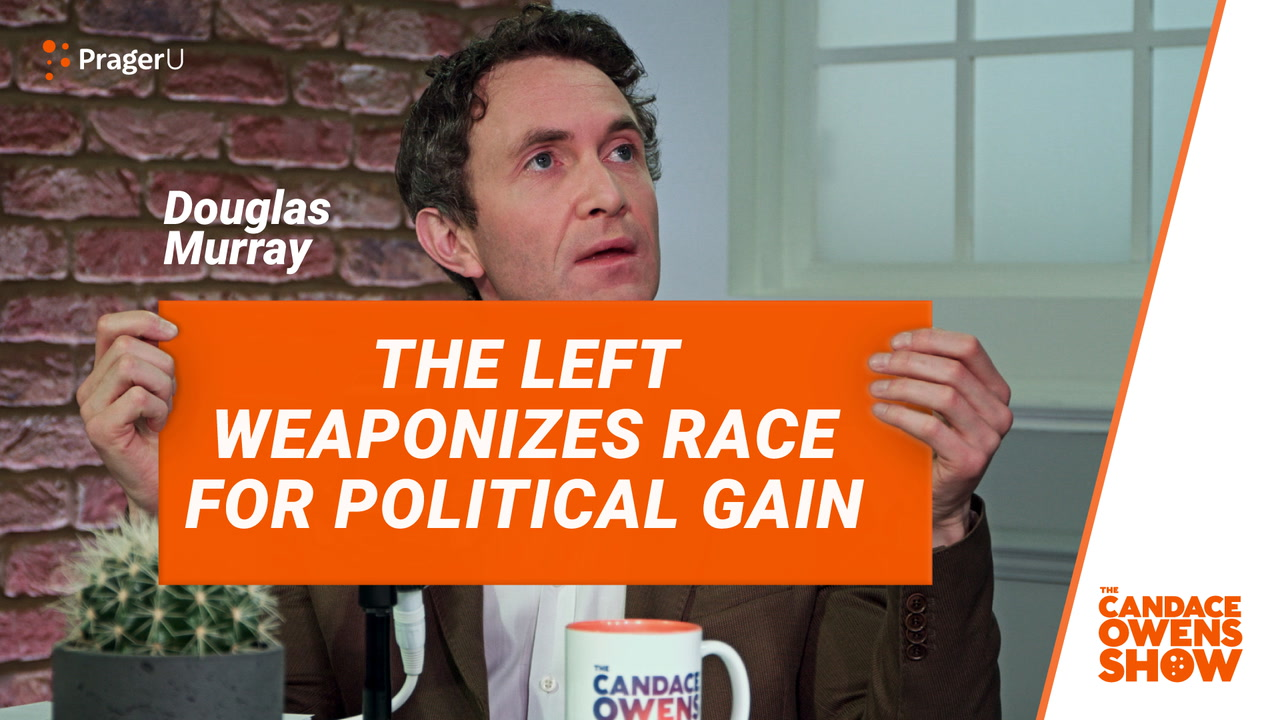 The Left Weaponizes Race