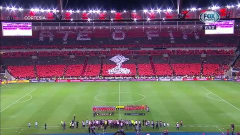 Flamengo 5-0 Gremio (Copa Libertadores)