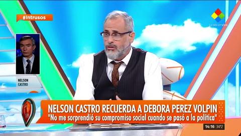 Nelson Castro responde: ¿qué provocó la muerte de Débora Pérez Volpin?