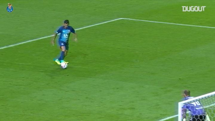 FC Porto's dominant 4-0 victory over Vitória FC